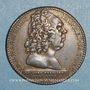 Münzen Paris. Faculté de Médecine. J. Martinencq, 1746-1747-1748. Jeton cuivre