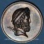 Münzen Paris, Hospices civils, jeton argent. Poinçon : main indicatrice