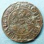 Münzen Paris. Noblesse de l'Ile de France. J. Ferron. Jeton cuivre 1657