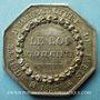 Münzen Paris, Société d'horticulture, jeton argent, 1827, poinçon : main indicatrice