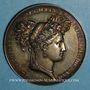 Münzen Belgique. Exposition de Gand 29 mars 1868. Médaille argent