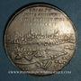 Münzen Breisach. Prise de Breisach (Vieux-Brisach), 1638. Médaille argent