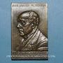 Münzen Charles Moncharmont, directeur du Théâtre des Célestins de Lyon. 1937. Plaquette bronze