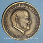 Münzen Dr Albert Beauregardt. Ecole dentaire de Paris. Médaille bronze