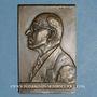 Münzen Dr James T. Quintero, professeur à l'Ecole dentaire de Lyon (1919-53)... Plaquette bronze