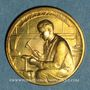Münzen Exposition internationale Arts & Techniques Paris. L'orfèvrerie 1937. Médaille en bronze. 32,08 mm