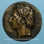 Münzen François Arago (1786-1853). Réduction par Collas 1836