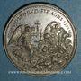 Münzen Grégoire XIII (1572-1582). Massacre de la Saint Barthélémy. Restitution (18e-19e s.) . Etain. 34,8 m