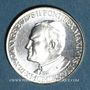 Münzen Jean-Paul II (1978-2005). Médaille argent 1980. 21 mm