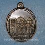 Münzen Jérusalem. Confirmation du statut de l'Eglise du Saint Sépulcre. 1852. Médaille bronze