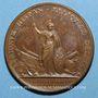 Münzen Louis XIV. Bataille de Lens. Médaille bronze 1648