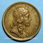 Münzen Louis XIV. Naissance du Dauphin. Médaille bronze 1638