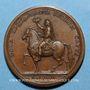 Münzen Louis XIV. Seconde prise de Dôle. Médaille bronze 1674