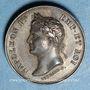 Münzen Mariage à Paris de Napoléon I avec Marie-Louise d'Autriche. 1810. Médaille en argent. 16 mm