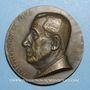 Münzen Maurice Favre (1876-1954), professeur. Médaille bronze. 1946