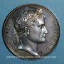 Münzen Napoléon I. Couronnement de l'empereur, an XIII. Médaille argent. 40,8mm