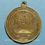 Münzen Vatican. Pie IX (1846-1878). Concile oecuménique 1863, an XXIV. Médaille bronze