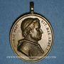 Münzen Vatican. Pie IX (1846-78). Election pontificale-Dévotion à St Pierre & St Paul, an 1 (1846) Médaille