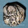 Münzen Les Mérovingiens. Marseille. Nemfidius, patrice (vers 700-710). Denier