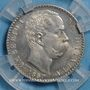 Münzen Italie. Umberto I (1878-1900). 2 lires 1897 R. Rome