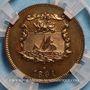 Münzen Nord Bornéo. Protectorat Britannique. 1/2 cent 1891 H. Birmingham