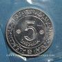 Münzen Algérie. République. 5 dinars 1972. Essai