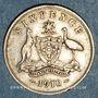 Münzen Australie. Georges V (1910-1936). 6 pences 1910