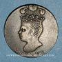Münzen Barbade. Georges III (1760-1820). 1 penny token 1788