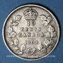 Münzen Canada. Edouard VII (1901-1910). 10 cents 1903