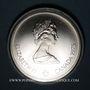 Münzen Canada. Elisabeth II (1952- /). 10 dollars 1975. J.O. Montréal. Lancer de poids féminin