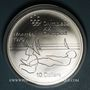 Münzen Canada. Elisabeth II (1952- /). 10 dollars 1975. J.O. Montréal. Voiliers