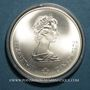 Münzen Canada. Elisabeth II (1952- /). 5 dollars 1976. J.O. Montréal. Village olympique