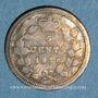Münzen Canada. Victoria (1837-1901). 5 cents 1858