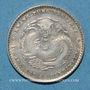 Münzen Chine. Kwangtung. Monnayage républicain. 1 mace 4,4 candareens
