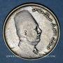 Münzen Egypte. Fouad I (1341-1355H = 1922-1936). 10 piastres 1341H (= 1923)