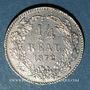 Münzen Honduras. République. 1/4 real 1872. Essai