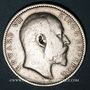 Münzen Indes Anglaises. Edouard VII (1901-1910). Roupie 1904 (C). Calcutta