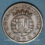 Münzen Indes portugaises. 10 centavos 1958