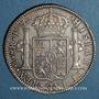 Münzen Mexique. Charles IV (1788-1808). 8 reales 1793 FM. Mexico