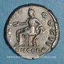 Münzen Aelius, césar (136-138). Denier. Rome, 137. R/: la Concorde