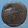 Münzen Agrippa († 12 av. J-C). As frappé sous Caligula. Rome, 37. Contremarqué : TIAV sous Néron(?)