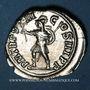 Münzen Alexandre Sévère (222-235). Denier. Rome, 229. R/: Mars