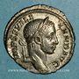 Münzen Alexandre Sévère (222-235). Denier. Rome, 230. R/: le Soleil