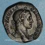Münzen Alexandre Sévère (222-235). Sesterce. Rome, 230. R/: le Soleil