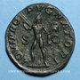 Münzen Alexandre Sévère (222-235). Sesterce. Rome, 231-235. R/: Jupiter