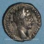 Münzen Antonin le Pieux (138-161). Denier. Frappe barbare