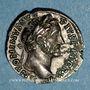 Münzen Antonin le Pieux (138-161). Denier. Rome, 148-149. R/: l'Abondance