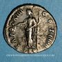 Münzen Antonin le Pieux (138-161). Denier. Rome, 150-151. R/: la Paix