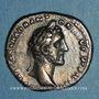 Münzen Antonin le Pieux (138-161). Denier. Rome, 150-151. R/: la Tranquilité