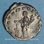 Münzen Antonin le Pieux (138-161). Denier. Rome, 152-153. R/: la Félicité